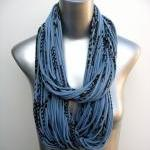 Burning Man Fashion, Scarf Eco-Frie..