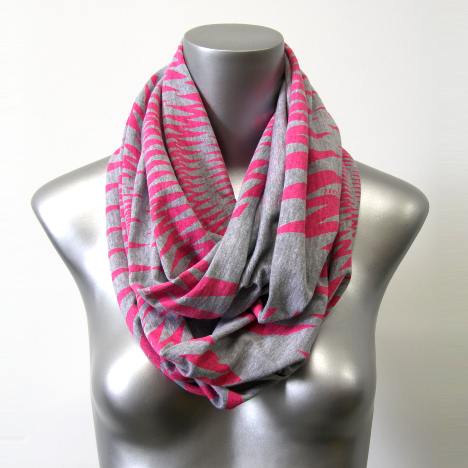 pink panther infinity fashion ethical pomogrenade products scarf